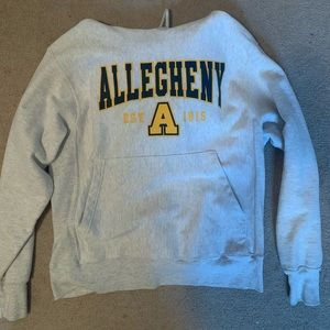 Allegheny college Champion hoodie